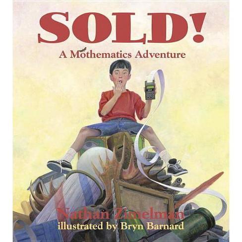 Sold! - (Charlesbridge Math Adventures) by  Nathan Zimelman (Paperback) - image 1 of 1
