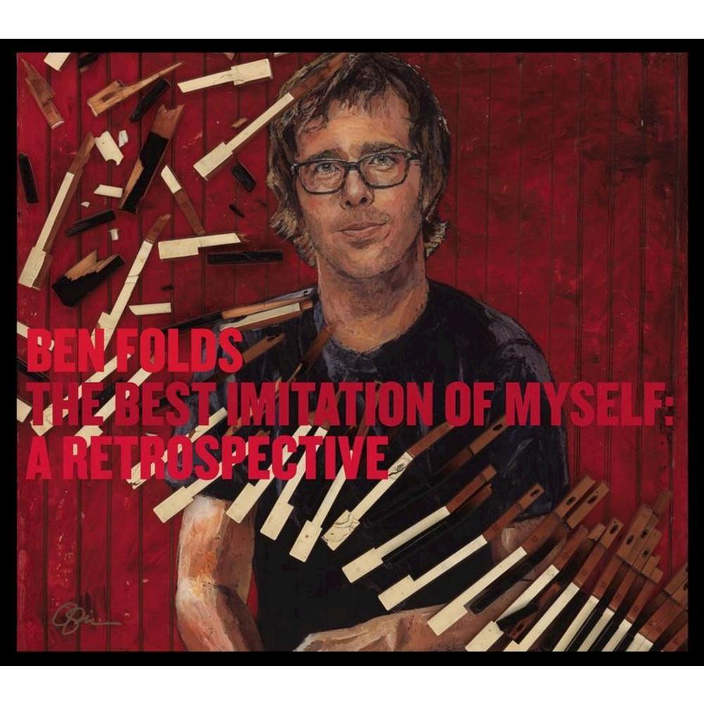Ben folds - Best imitation of myself:Retrospectiv [Explicit Lyrics] (CD)