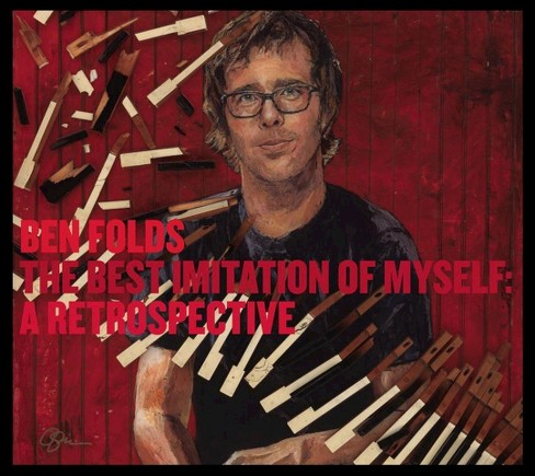 Ben folds - Best imitation of myself:Retrospectiv [Explicit Lyrics] (CD) - image 1 of 1