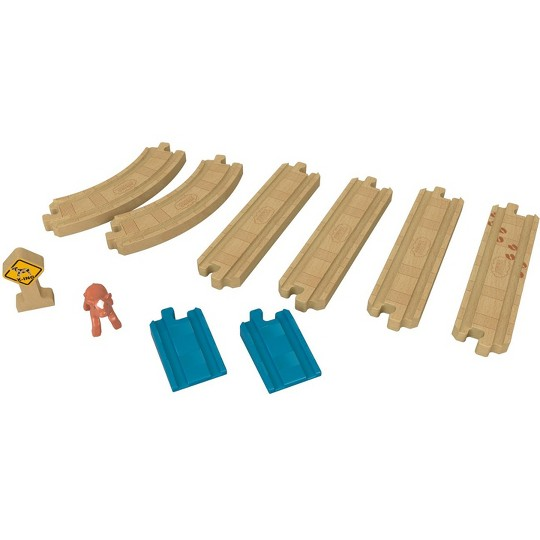 Fisher-Price Thomas & Friends Wood Straights & Curves Track Pack image number null