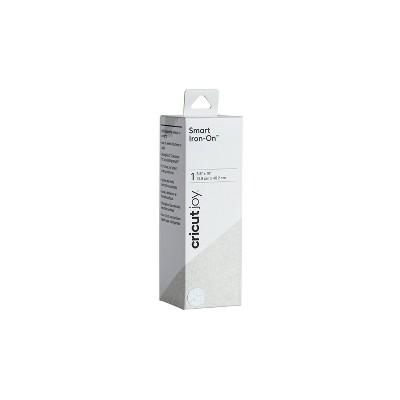 Cricut Joy Glitter Smart Iron-On White