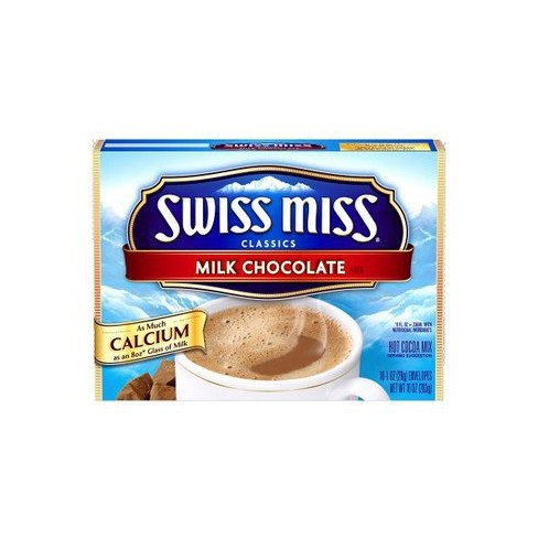 Swiss Miss Hot Chocolate Ingredients Marshmallows