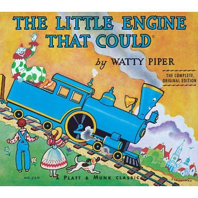 The Little Engine That Could (Hardcover) by Watty Piper