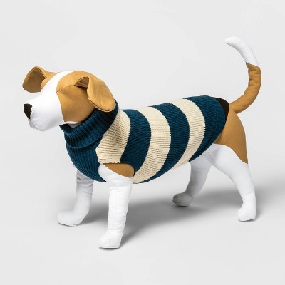 Dog and Cat Sweater - Blue - Boots & Barkley™