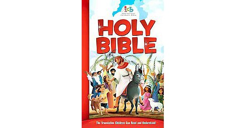 Holy Bible : International Children's Bible, Red Cover (Hardcover) - image 1 of 1