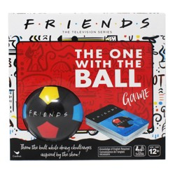 Friends the One with the Ball Game