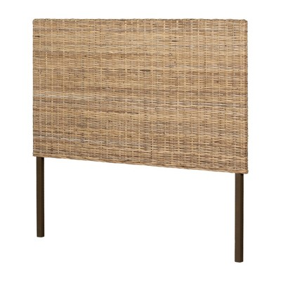 Queen Lilak Headboard Beige - South Shore