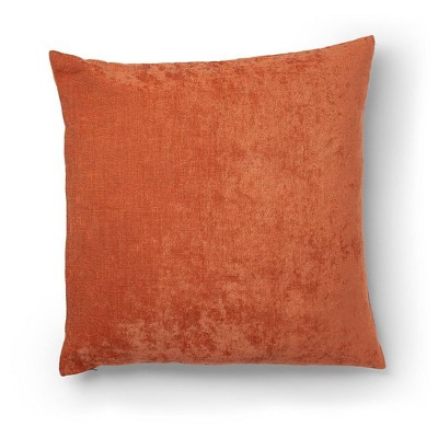 Sibel Throw Pillow Rust - Sure Fit
