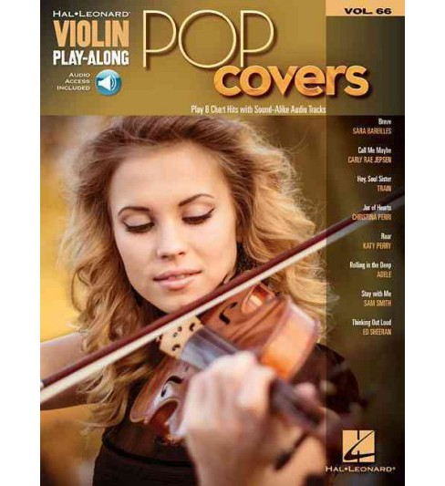 Pop Covers (Paperback) - image 1 of 1