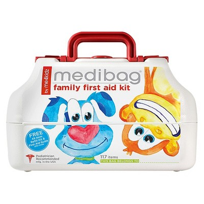 me4kidz Medibag First Aid Kit