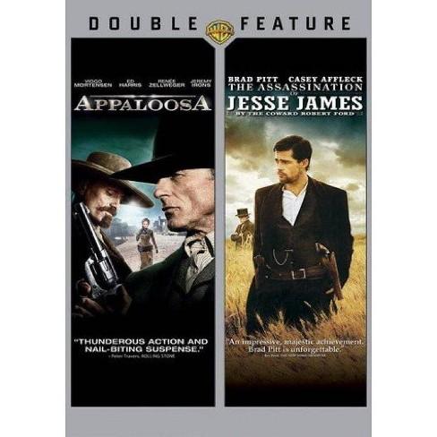Appaloosa / The Assassination of Jesse James (DVD) - image 1 of 1