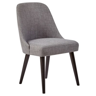 American Retrospective Upholstered Dining Chair (Set Of 2)   Gray   Jofran  Inc