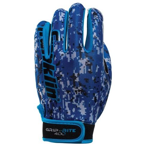 Franklin Sports Youth Grip Rite 400 Football Receiver Gloves Medium