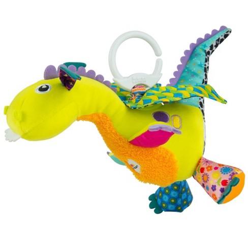 Lamaze Flip Flap Dragon Clip & Go Baby Toy - image 1 of 4