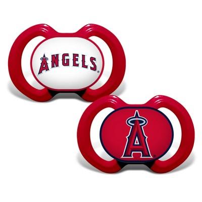 Los Angeles Angels Pacifier 2pk