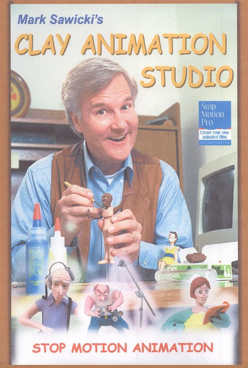 Stop motion animation (DVD) - image 1 of 1