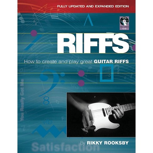 Backbeat Books Riffs: How To Create And Play Great Guitar Riffs: Updated And Revised - image 1 of 1
