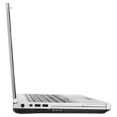 HP Pre-Owned/Certified Elitebook 8470P Core i5-2 5 3RD GEN Laptop - Silver  (TT5-0014)