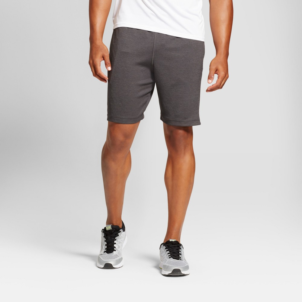 Men's Gym Shorts - C9 Champion Railroad Gray Xxl