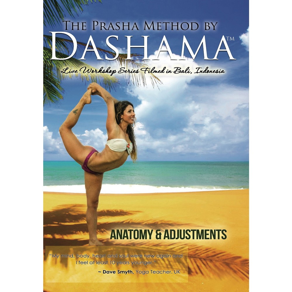Anatomy And Adjustments (Dvd)