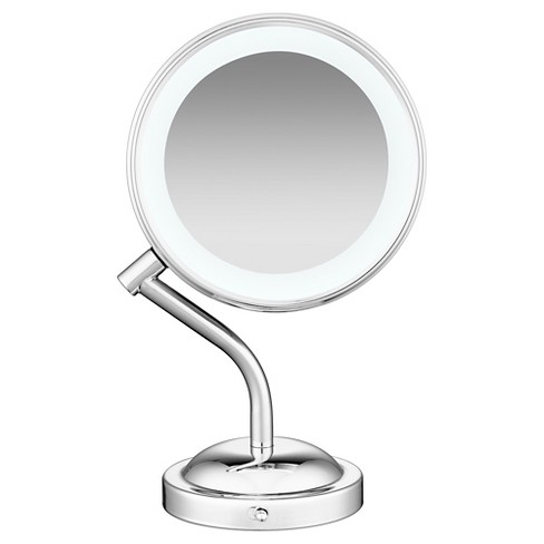 Conair Led Lighted Mirror Target