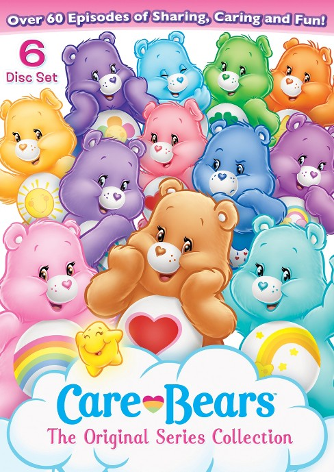 Care bears:Original series collection (DVD) - image 1 of 1