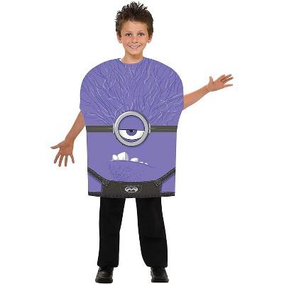 Despicable Me 2 Evil Minion Foam Costume Child