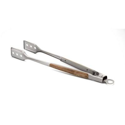 Jackson Locking Stainless Steel Tongs - Outset