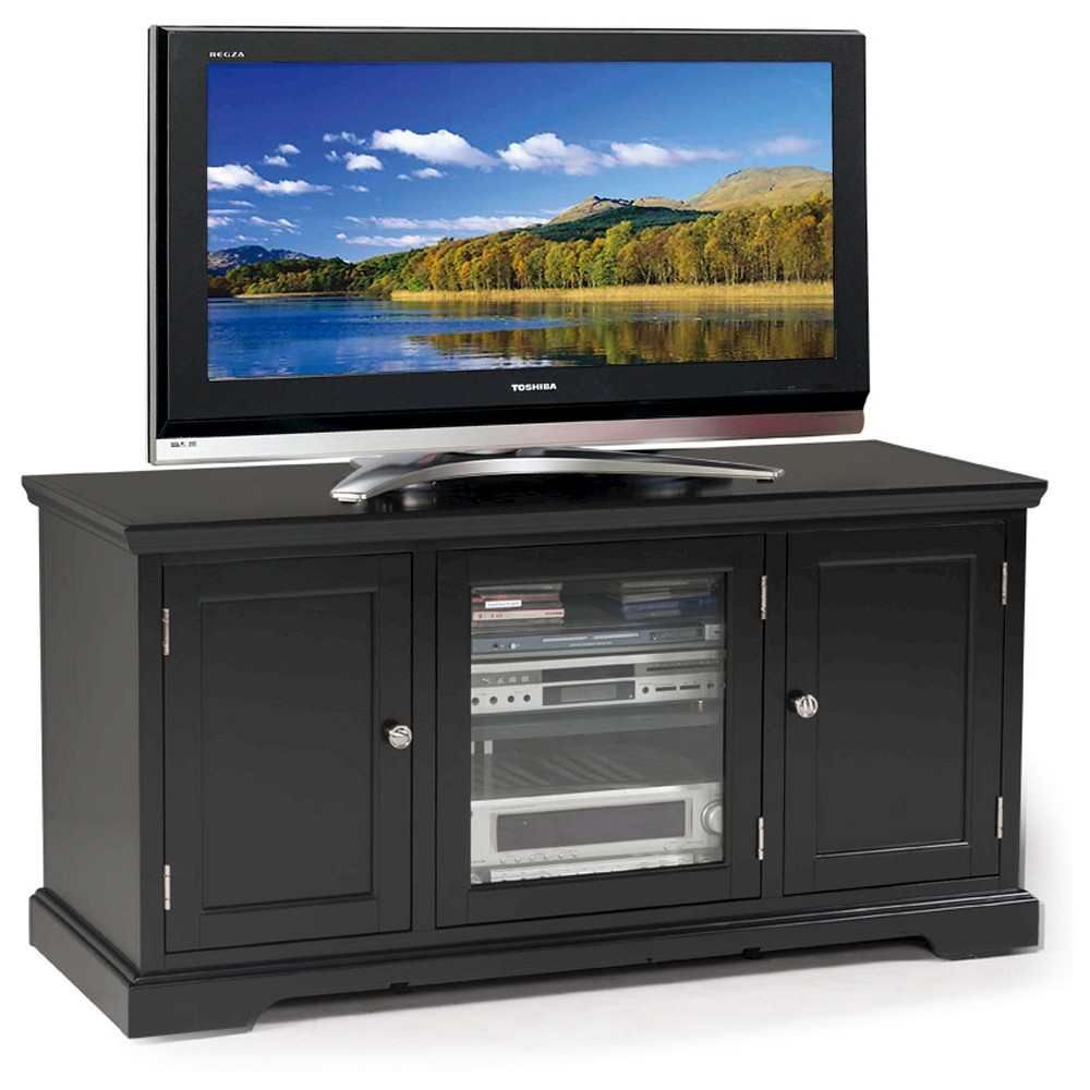 50 TV Stand Black - Leick Home