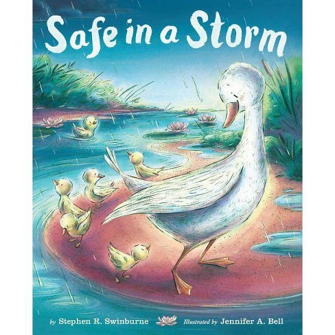 Safe in a Storm - by  Stephen R Swinburne (Hardcover) - image 1 of 1