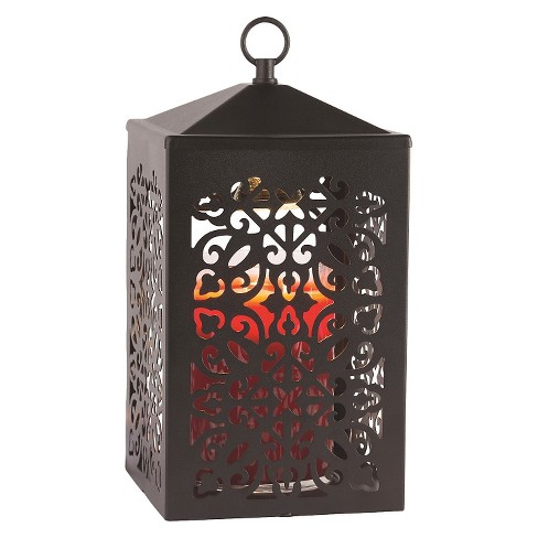 Scroll Candle Warmer Lantern Black - Candle Warmers Etc.® - image 1 of 2