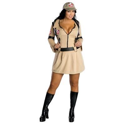 Adult Ghostbusters Halloween Costume XXL