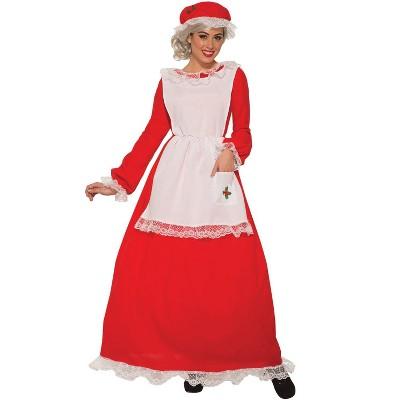 Forum Novelties Classic Mrs. St. Nick Adult Costume