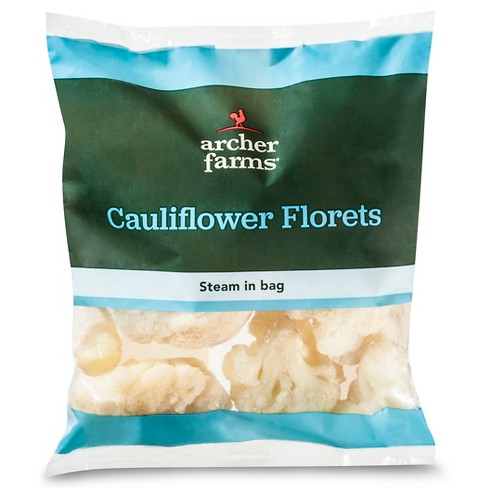 Cauliflower Florets - 10oz - Archer Farms™ - image 1 of 1