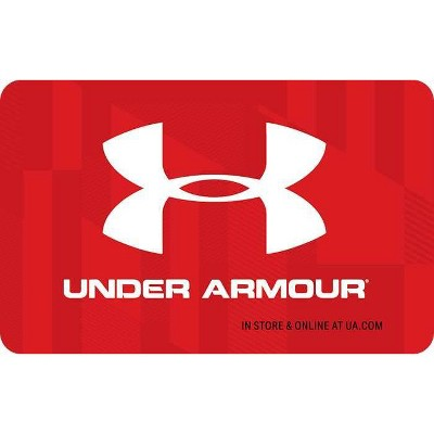 Under Armour Gift Card (Email Delivery)