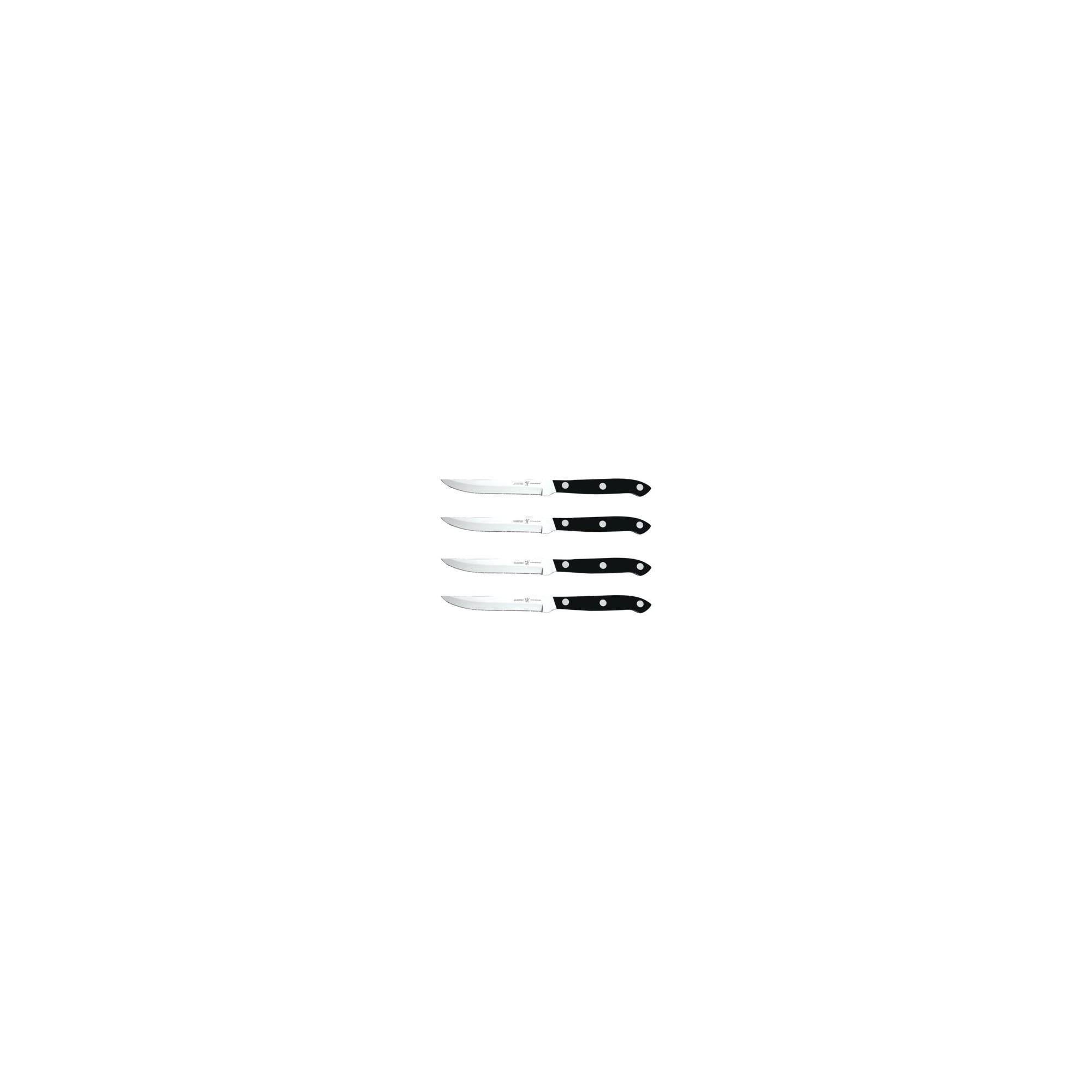 J.A. Henckels Prime 4-pc. Steak Knife Set