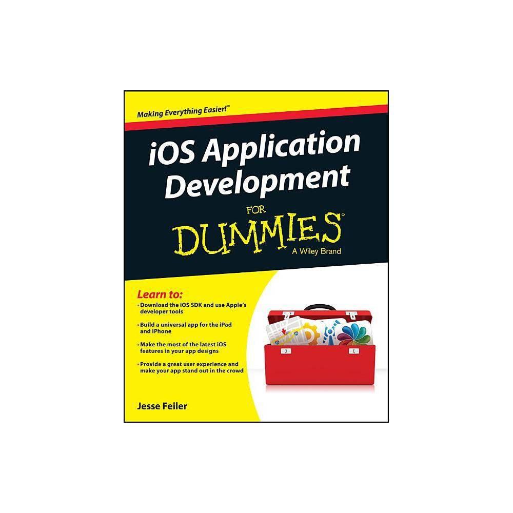 Ios App Development For Dummies By Jesse Feiler Paperback