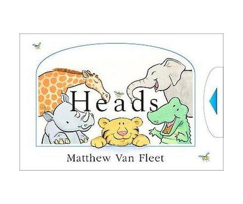 Heads (Hardcover) by Fleet Matthew Van - image 1 of 1
