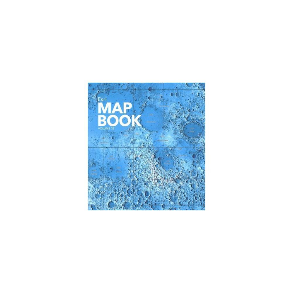 Esri Map Book - (Esri Map Book) (Paperback)