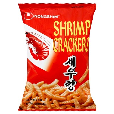 Nongshim Shrimp Crackers - 2.6oz