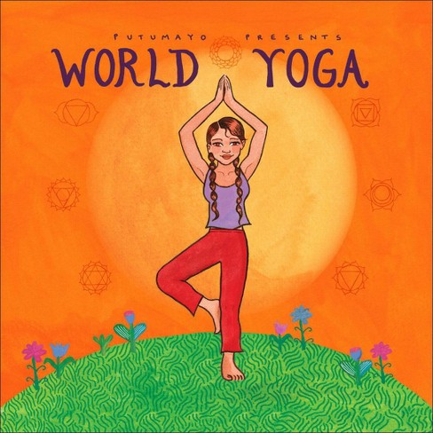Putumayo presents - World yoga (CD) - image 1 of 1