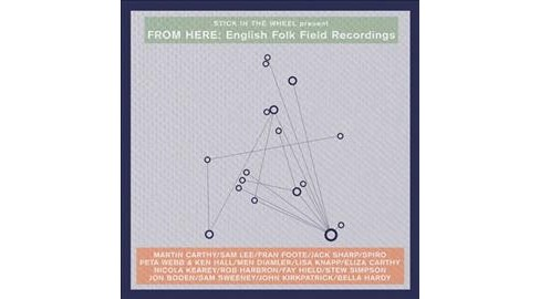Various - From Here:English Folk Field Recordin (Vinyl) - image 1 of 1