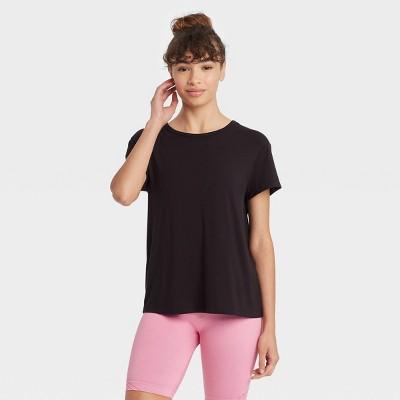 Women's Scoop Back T-Shirt - JoyLab™