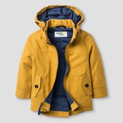 Baby Boys' Fashion Jacket - Coronet Gold 12 M - Genuine Kids™ from Oshkosh®