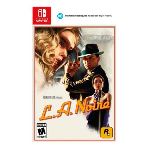 L.A. Noire - Nintendo Switch - image 1 of 4