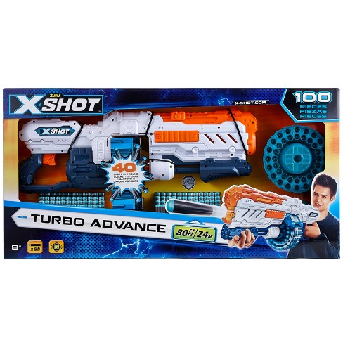 X-Shot Turbo Advance Blaster - image 1 of 4