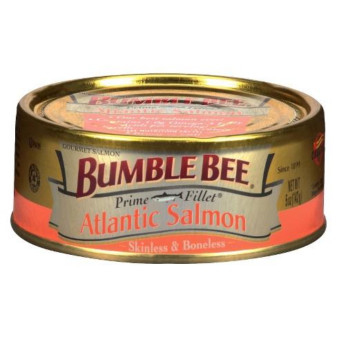 Bumble Bee Prime Fillet Atlantic Salmon 5 oz - image 1 of 1