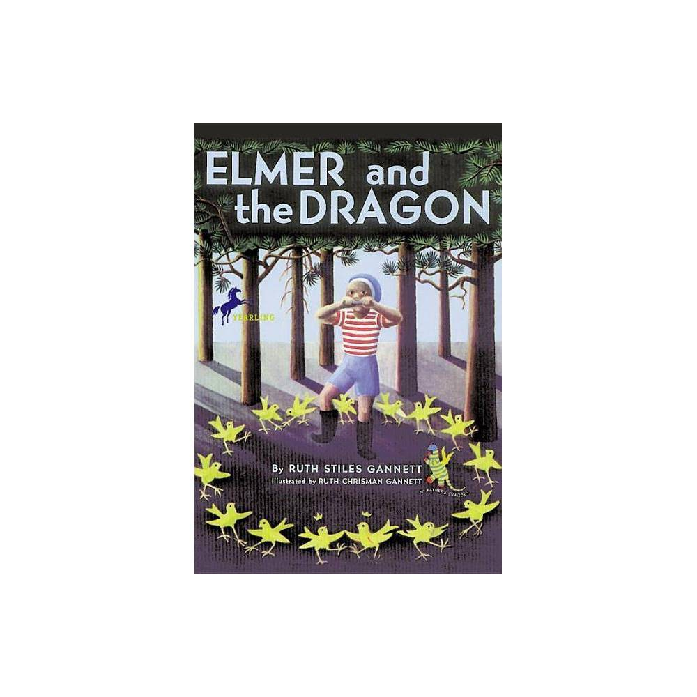 Elmer and the Dragon - (My Fathers Dragon Trilogy (Paperback)) by Ruth Stiles Gannett (Paperback) Cheap