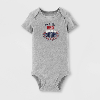 Baby Boom Bodysuit - Just One You® made by carter's Gray 6M