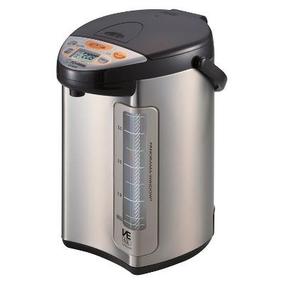 Zojirushi Vacuum-Electric Hybrid Water Boiler & Warmer 4 L.- Brown